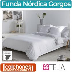Juego Funda Nórdica Jacquard Gorgos de Estelia