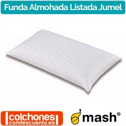Funda de Almohada Listada Jumel de Mash