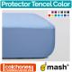 Cubrecolchón Tencel Color Impermeable de Mash