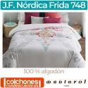 Juego Funda Nórdica Frida 748-C15 de Manterol Casa