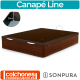 Canapé Abatible Line de Sonpura