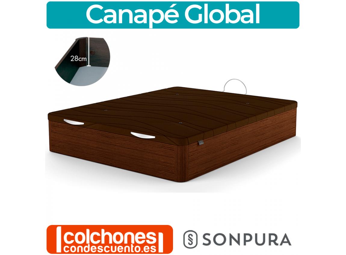 Canapé Abatible Solid de Sonpura