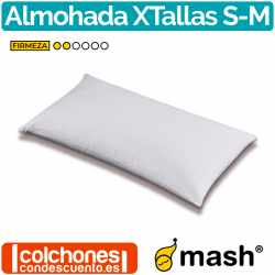 Almohada Fibra XTallas S-M de Mash