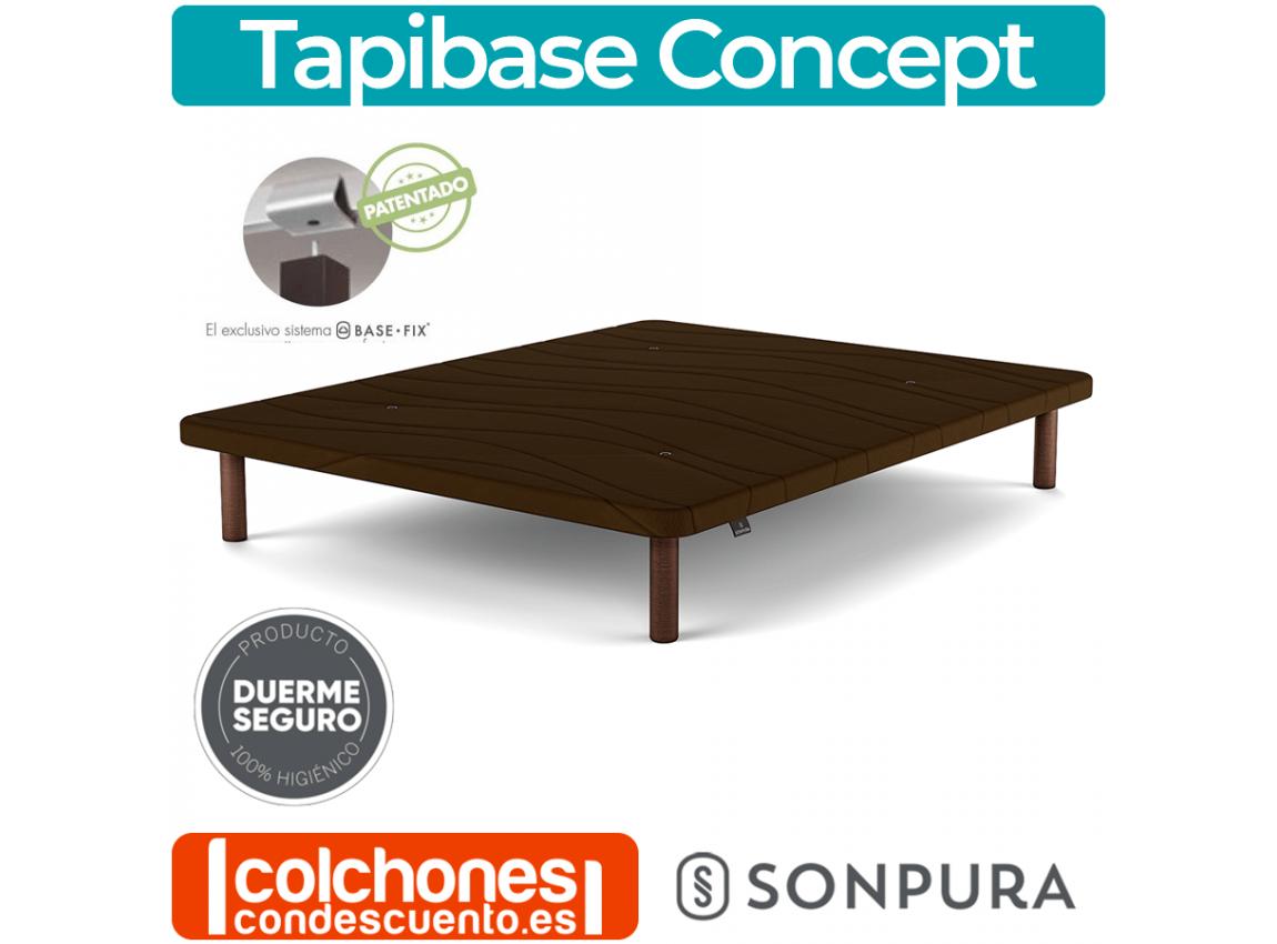 Base Tapizada Glamour de Sonpura