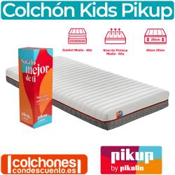 Colchón Enrollado PIKUP KIDS by Pikolin