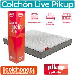 Colchón Enrollado PIKUP LIVE by Pikolin