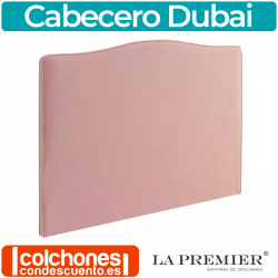Cabecero Moderno Dubai de La Premier