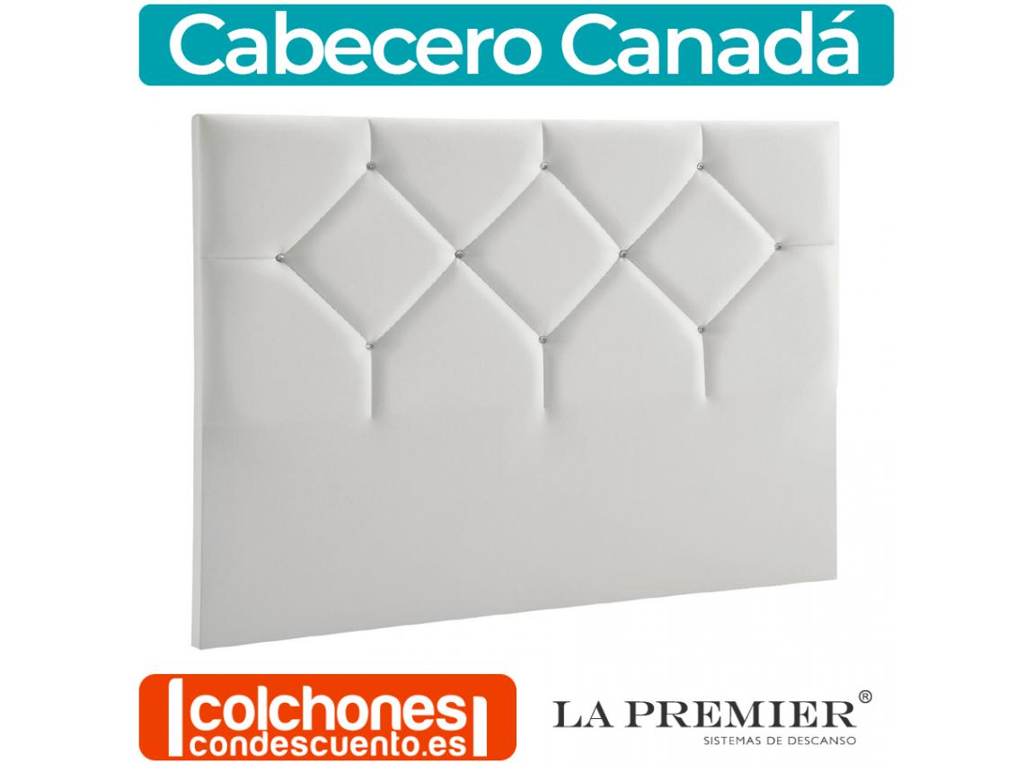 Cabecero Moderno Canadá de La Premier