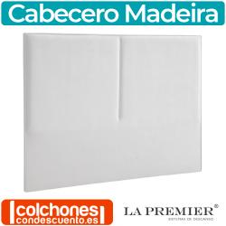Cabecero Moderno Madeira de La Premier