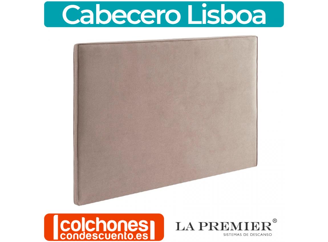 Cabecero Moderno Lisboa de La Premier
