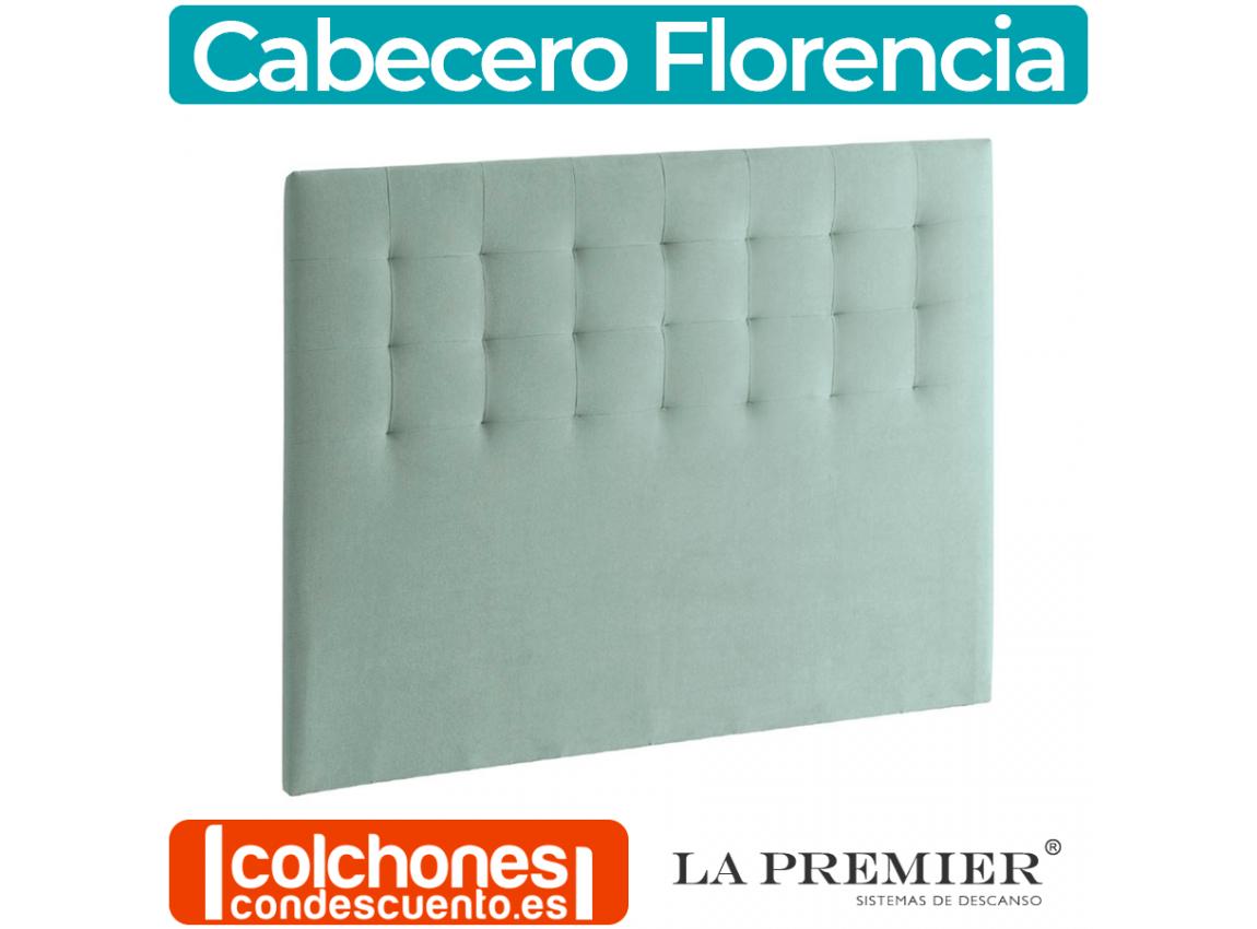 Cabecero Moderno Florencia de La Premier