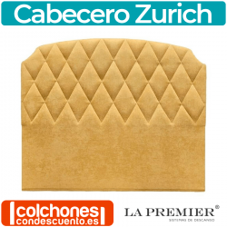 Cabecero Moderno Zurich de La Premier