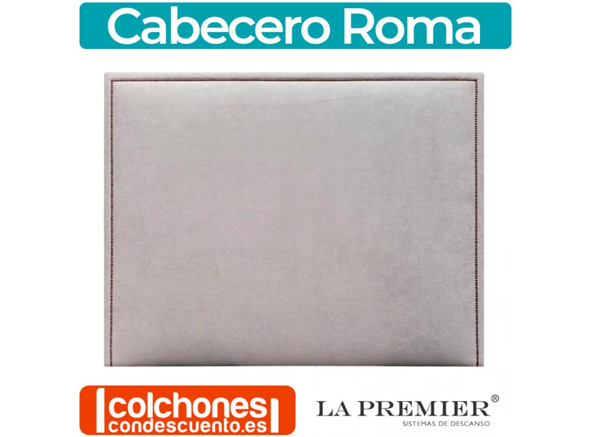 Cabecero Moderno Roma de La Premier