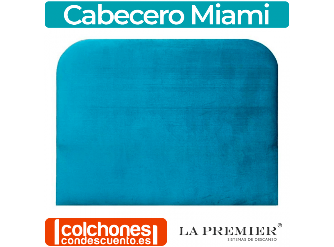Cabecero Moderno Miami de La Premier