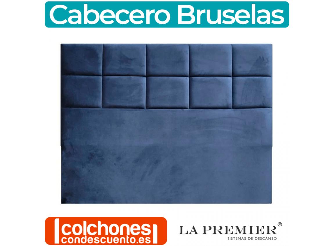 Cabecero Moderno Bruselas de La Premier