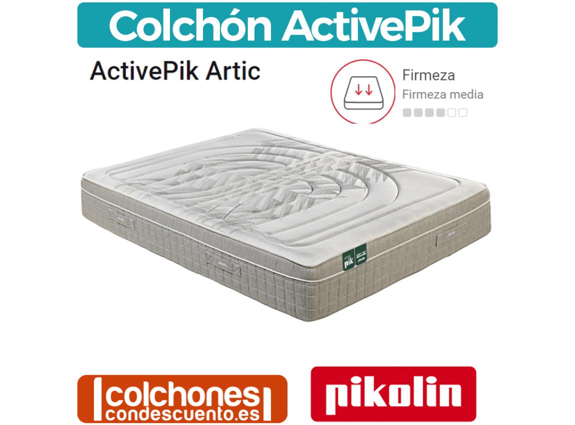 Colchón ActivePik Artic de Pikolin