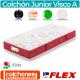 Colchón Flex Junior Visco A 105x190 cm OUTLET