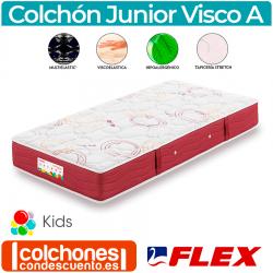 Colchón Junior Visco A de Flex 105x190 OUTLET