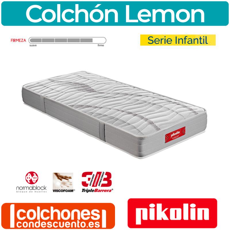 Colchón juvenil Lemon Pikolin LIQUIDACIÓN EXPOSICIÓN 90x190