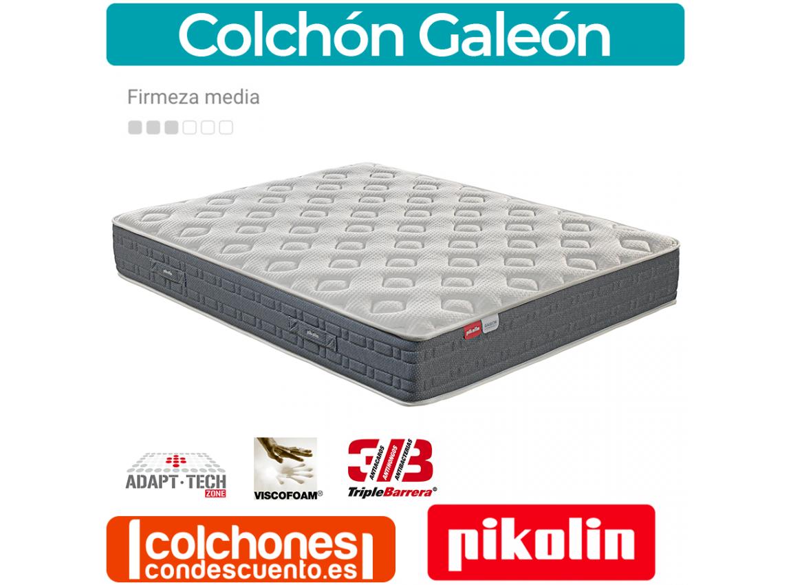 Colchón Pikolin Seaqual Galeón