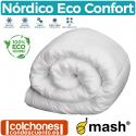 Relleno Nórdico Fibra Eco Confort de Mash