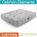 Colchón Muelles Diamante de Magister