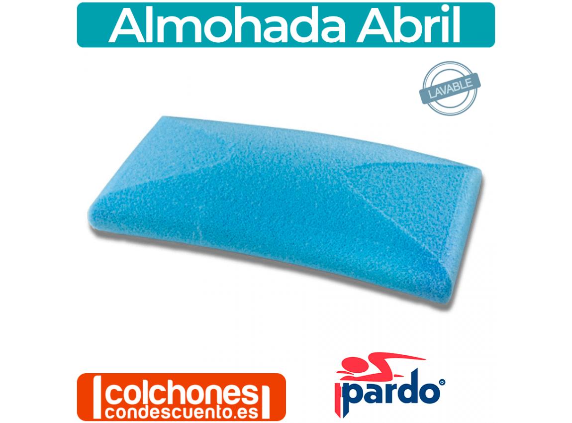 Almohada Viscoelástica Abril Pardo