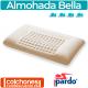 Almohada Viscoelástica Bella Pardo