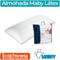 Almohada Látex Maby de Moshy 150 cm OUTLET