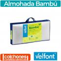 Almohada Bambú Fibra de Velfont 70 cm OUTLET