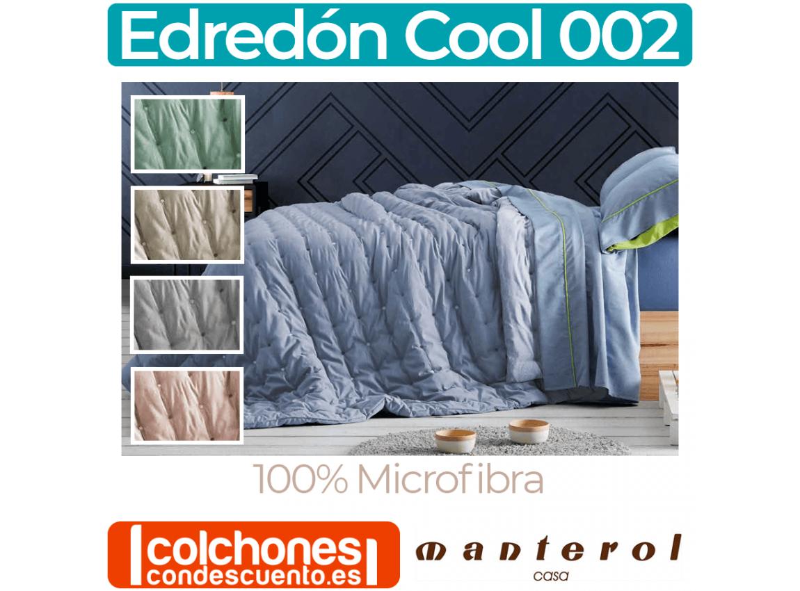 Juego de Sábanas Cool 001 100% Microfibra de Manterol Casa