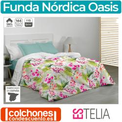 Juego Funda Nórdica Oasis de Estelia
