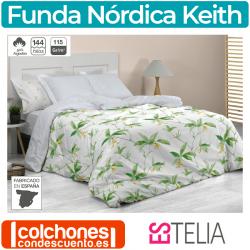 Juego Funda Nórdica Keith de Estelia