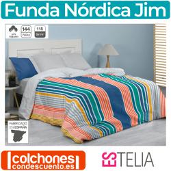 Juego Funda Nórdica Jim de Estelia
