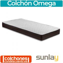 Colchón Enrollable Sunlay Modelo Omega