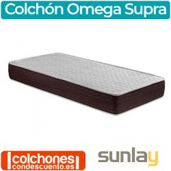 Colchón Enrollado Sunlay Omega Visco Supra