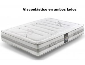 elegir un colchón viscoelástico