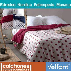 Edredon nordico Mónaco para niños y jovenes