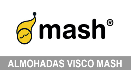 ALMOHADAS VISCO MASH