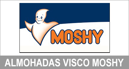 ALMOHADAS VISCO MOSHY