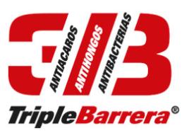 Logo Triple Barrera