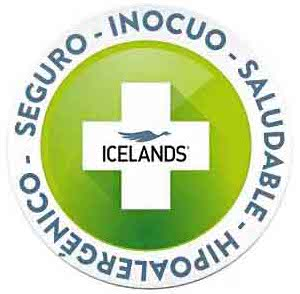 logo antialergico de icelands