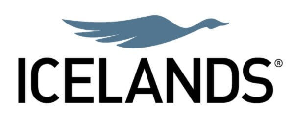 logo edredones nordicos icelands