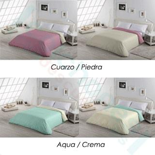 f.n bicolor cuarzo-piedra y aqua-crema