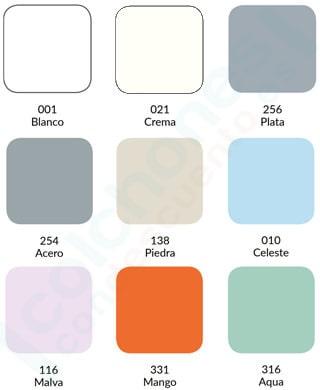 colores combi 100 algodon 144 h estelia