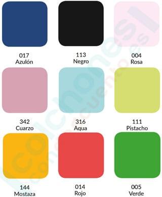 colores s.e combi 50 50estelia