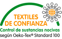 certificado oeko-tex icelands