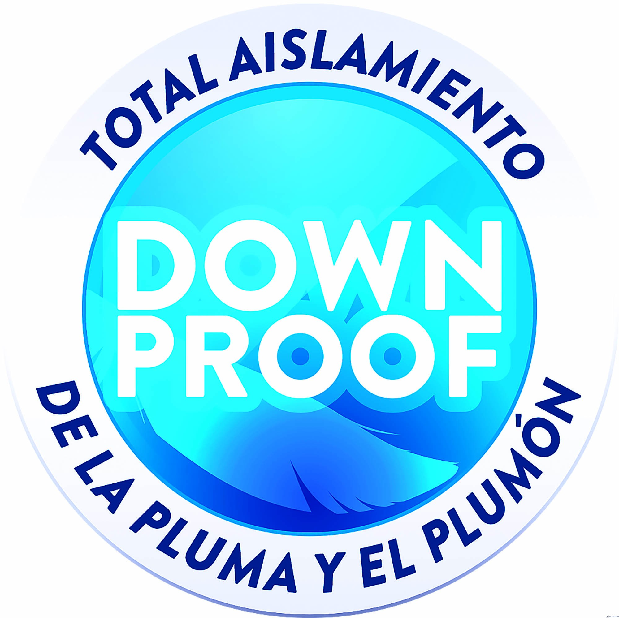 Logo downproof
