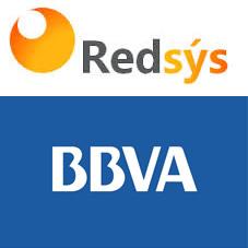logo redsys y bbva
