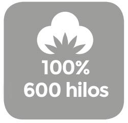 sabanas de 600 hilos